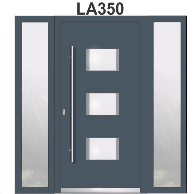 la350 haust r mit 2 seitenteilen wh94 aluminium mit kunststoff welthaus t ren shop welthaus. Black Bedroom Furniture Sets. Home Design Ideas