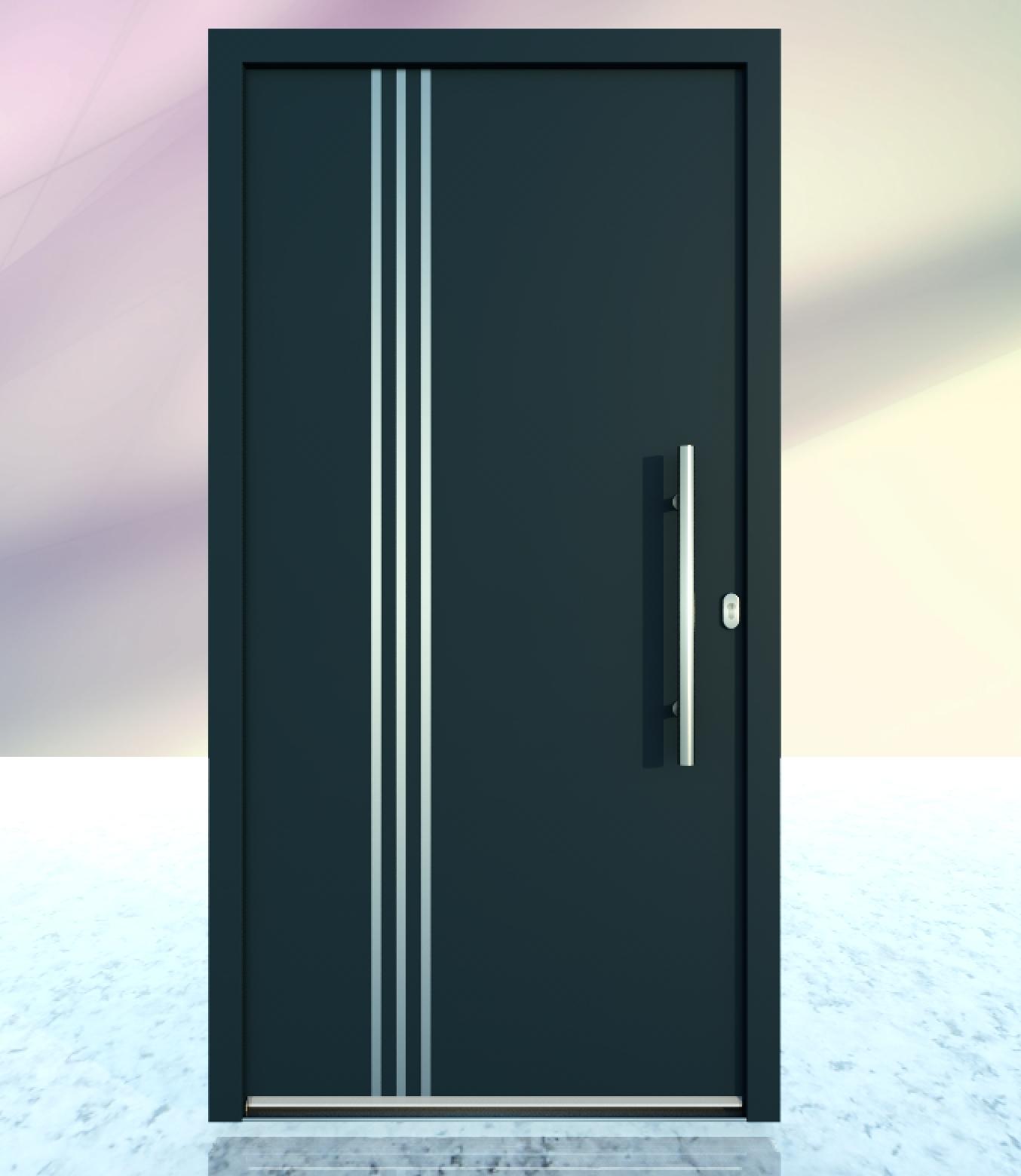 welthaus haust r la10 wh75 aluminium mit kunststoff auf lager 10 welthaus t ren shop welthaus. Black Bedroom Furniture Sets. Home Design Ideas